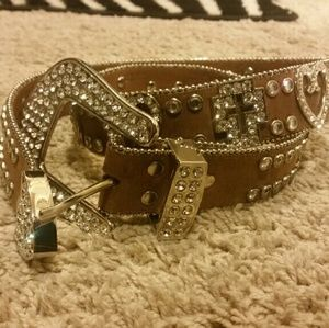 Accessories - Bling Belt