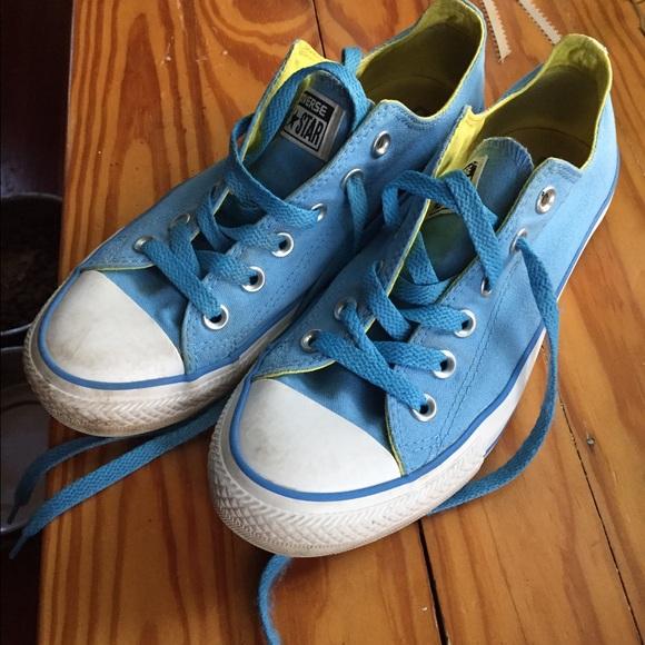 f35a806f94a Converse Shoes - Converse Chuck Taylor All Star ⭐️Low Tops