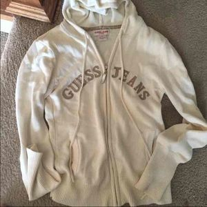 Guess Jeans Sweater Hoodie
