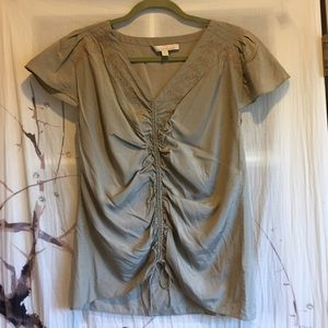 Banana Republic Silk Blend top