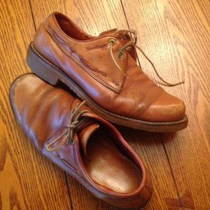 Dunham Other - Vintage men's Dunham work shoe. Made in USA vibram