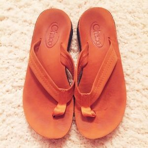 Chacos Shoes - Orange Chacos