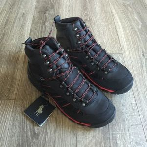 Polo by Ralph Lauren Other - Polo Ralph Lauren Harker Hiking Boots Gore-Tex NEW