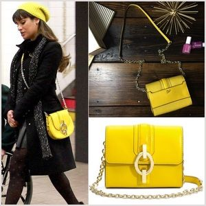 026b8afdd996 DVF Sutra Micro Mini Yellow Crossbody