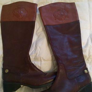 Franco Sarto Brown boots