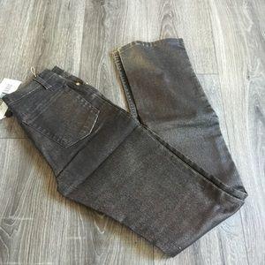 Roberto Cavalli Denim - Roberto Cavalli Coated Pants Jeans SEXY HOT Runway