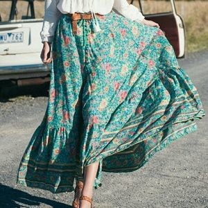 Spell & The Gypsy Collective Dresses & Skirts - ISO!!! FOLKTOWN BUTTON DOWN SKIRT