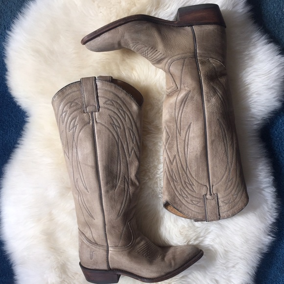3a888671954b Frye Shoes - Frye Billy tall Cowboy boots western country 8