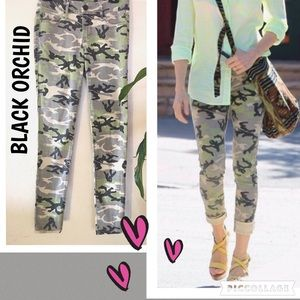Black Orchid Denim - 💥Black Orchid army prints skinny jeans💥