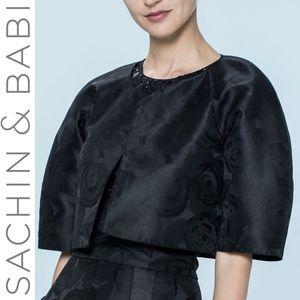 Sachin + Babi Jackets & Blazers - Sachin + Babi floral bolero