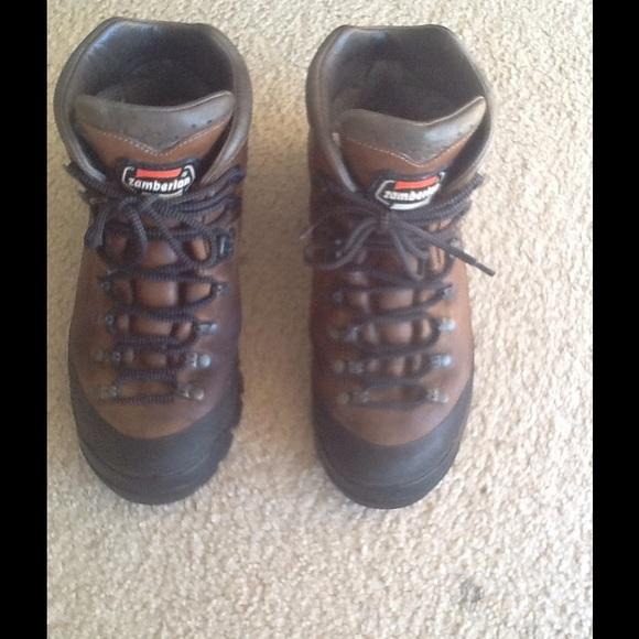 Zamberlan Shoes Italian Hiking Boots Poshmark