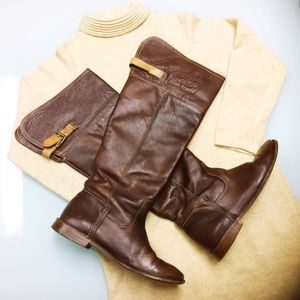 Frye Shoes - Frye Paige Cuff Riding Boots