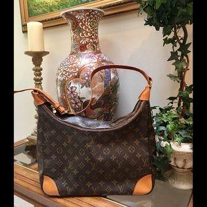 Louis Vuitton Handbags - Louis Vuitton Boulogne