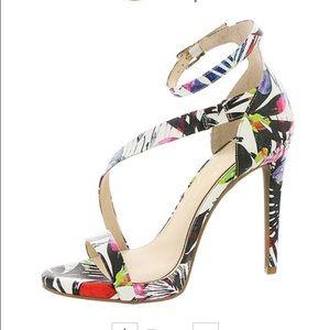 NEW Jessica Simpson Rayli Mult Color Heels