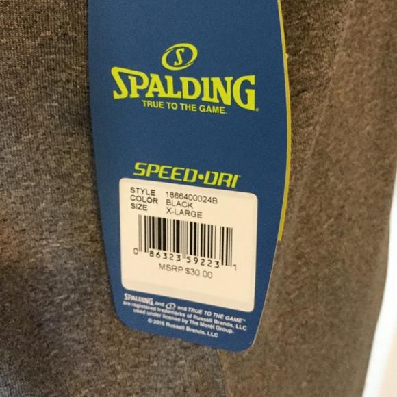 Spalding Tops - ⛹️♀️ Spalding Speed-Dri Tank