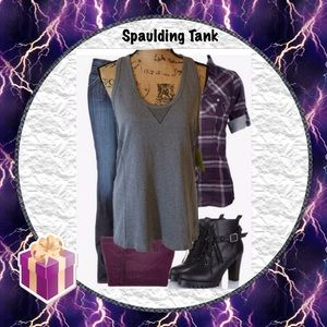 ⛹️‍♀️ Spalding Speed-Dri Tank