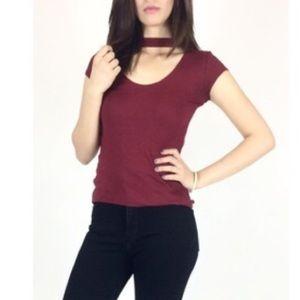 Atid Clothing Tops - 💞Atid Daian Choker Top