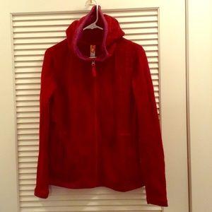 Fleece Medium Full Zip Sweater
