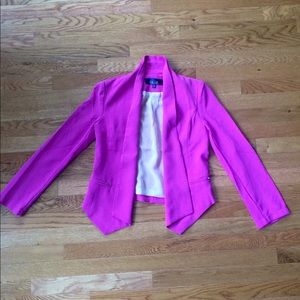 Cute Pink Blazer