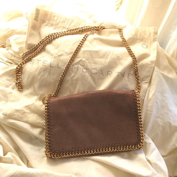 M 58090eeed14d7b168700ca59. Other Bags you may like. Stella McCartney  Falabella crossbody. Stella McCartney Falabella crossbody 1e92cefeea
