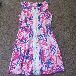 Just Taylor Sz 6 Lilly  Pulitzer inspired sundress