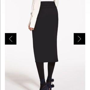 MaxMara Dresses & Skirts - ❗️SALE❗Like New! Black MaxMara Skirt