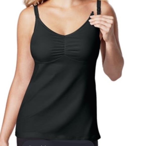 2697b554905 Bravado Intimates & Sleepwear | Black Nursing Tank Size 36 De | Poshmark