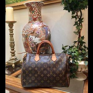 Louis Vuitton Handbags - Louis Vuitton Speedy 30