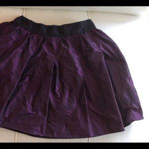 TWELVE BY TWELVE Dresses & Skirts - Eggplant 🍆 Skirt from twelve by twelve in XS