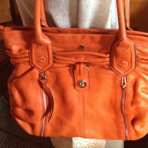 Lodis Handbags - Lodis brand orange shoulder bag