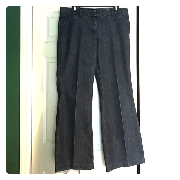 83% off Express Denim - Express Editor trouser jeans from Leslie's ...