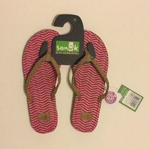 Sanuk Shoes - NEW!! Sanuk Poncho Viva Flip-Flops