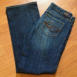 Stella Jean Denim - Stella Boot Jeans
