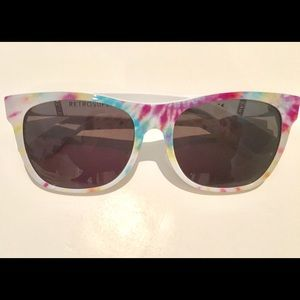 RetroSuperFuture Accessories - Italian Retrosuperfuture Sunglasses White Tie dye