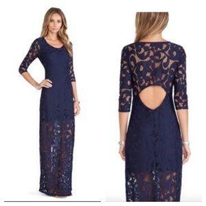 Tularosa Dresses & Skirts - TULAROSA X Revolve NWT Sway dress in Navy sz SM