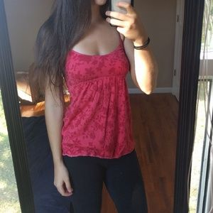 Red AE Tank Top
