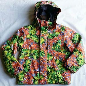 Little Boys Burton Coat