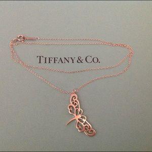 Tiffany & Co. Jewelry - Tiffany & Co. Enchant Dragonfly Pendant