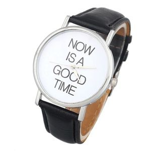 Accessories - New Now Is A Good Time Watch