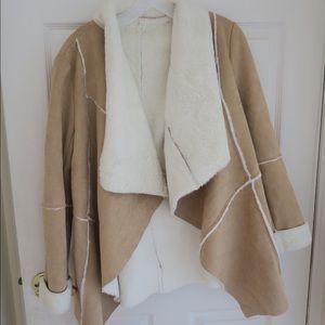 Sheinside Shearling Coat