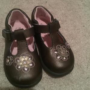 Other - Stride Rite Brown Mary Janes