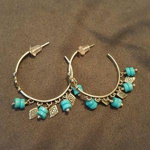 Silpada Jewelry - Silpada Dive in Earrings