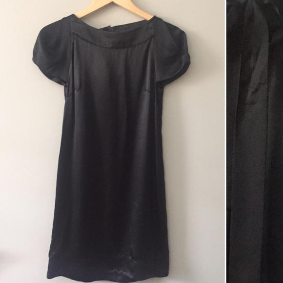 French Connection Dresses 100 Silk Cap Sleeve Dress Poshmark