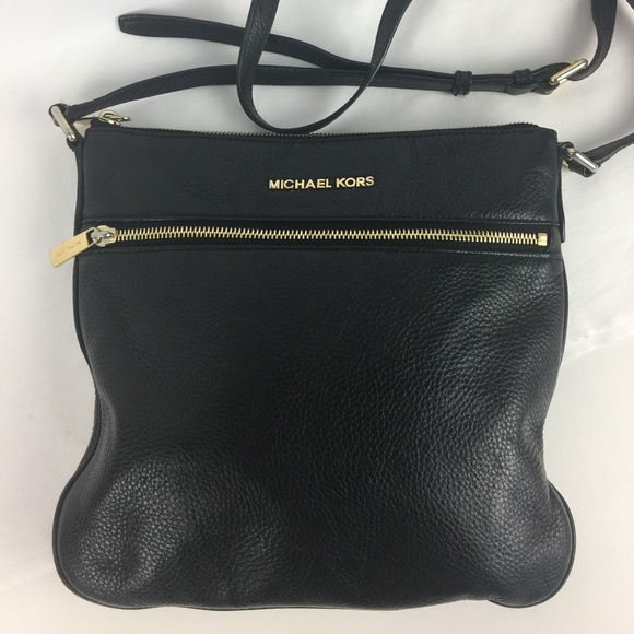 3d437917658 Michael Kors Small Riley Leather Crossbody Bag. M 580949a35c12f8458f006717