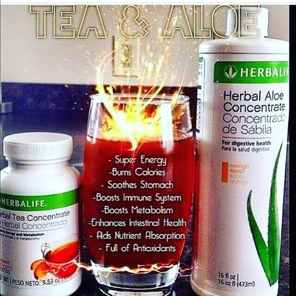 Herbalife Tea How To Use