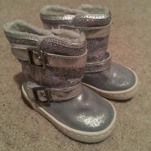 Other - Silver Stride Rite Boots
