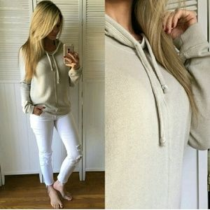 Boutique Tops - ✨HP✨ BOUTIQUE funnel hoodie