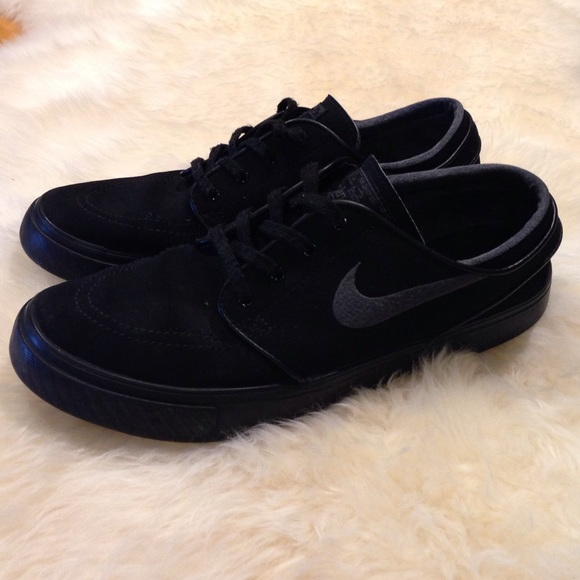Nike Shoes Sb Stefan Janoski Anthracite Nubuck Poshmark
