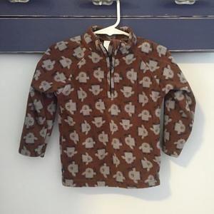 Other - Monsters fleece shirt