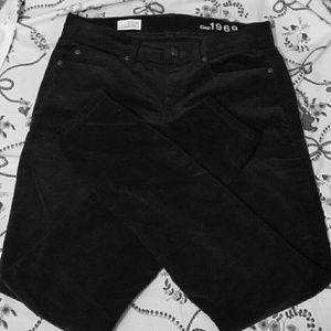 Corduroy legging/skinnies